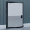 Двери распашные для холодных помещений