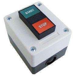 2-х кнопочная панель старт-стоп BFT SPC