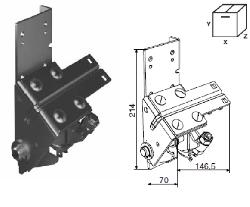 Устройство защиты 25450REG от разрыва троса с регулировкой натяжения троса