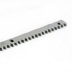 Рейка зубчатая на болтах (30*12 мм), 1м