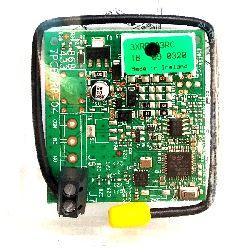 Радиоприемник 1-канальный встраиваемый в разъем RP 433 МГц память на 250 пультов с кодировкой RC
