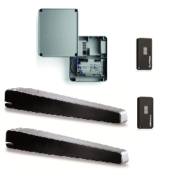 AS300KIT привод комплект (створка до 500кг 3м)