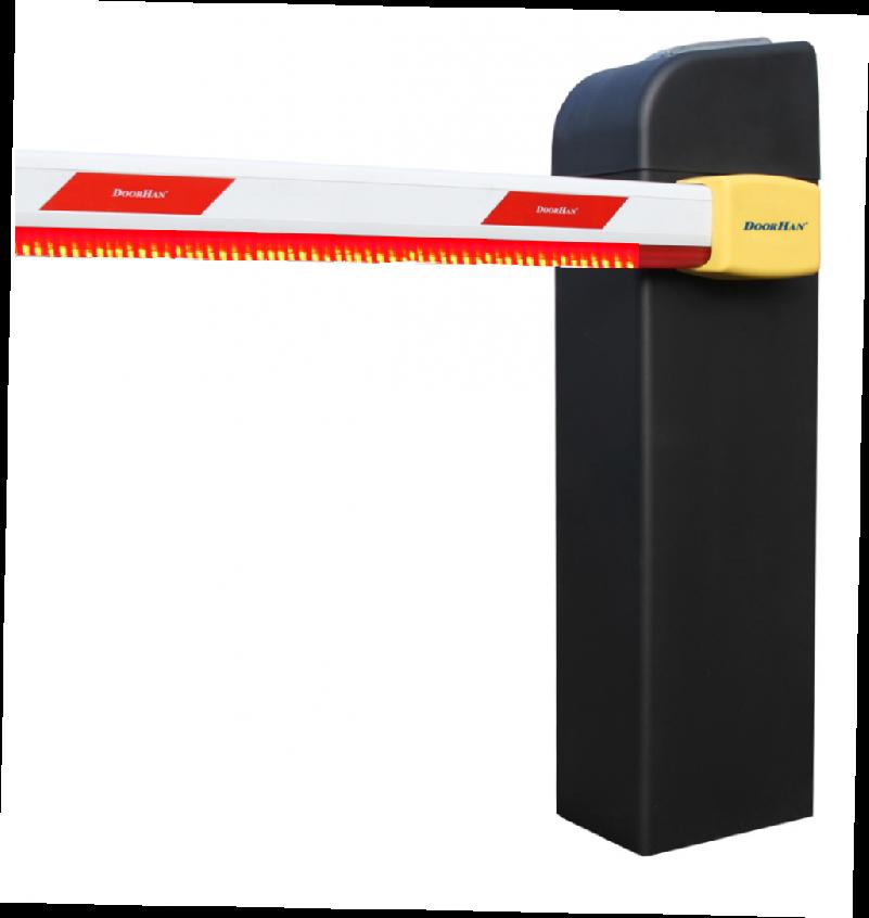 BARRIER PRO 5000LED шлагбаум с подсветкой 5 м (интенсив. 70%)