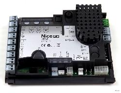 Блок управления NICE XBA3 для шлагбаумов M-BAR