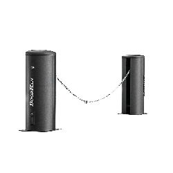 Chain-barrier7-PRO-base Комплект цепного шлагбаума / 7,5 метров /