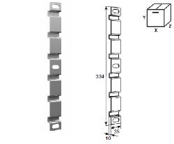 Накладка DH25236 для устройства безопасности