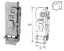 Устройство безопасности DH25240 троса для ф3 и ф4