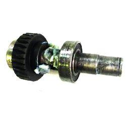 DHSL186 Рабочий вал двигателя c шестеренкой и подшипниками в сборе для Sliding-800PRO