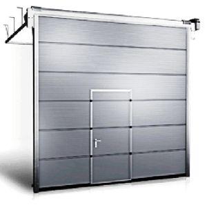 RSD02 гаражные ворота