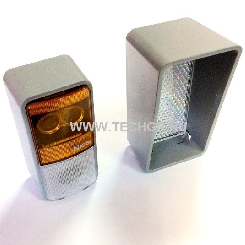 EPMOR фотоэлементы NICE беспроводные с отражателем