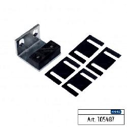105487 FAAC комплект направляющих дверей