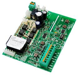 Плата управления 2024015 привода FAAC D600