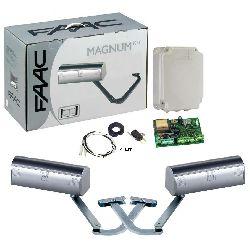 FAAC 390 KIT привод комплект (створка ширина до 3м, 400кг)