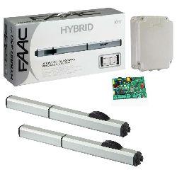FAAC 400 CBAC KIT привод комплект (створка шир. до 2.2м, 800кг)