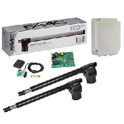 FAAC 414 KIT привод комплект (створка ширина до 3м, 400кг)