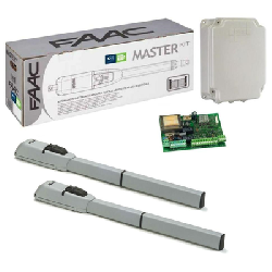 FAAC 415 LLS привод комплект (створка ширина до 3м, 400кг)