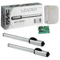 FAAC 422 CBAC привод комплект (створка шир. до 1.8м, 800кг)