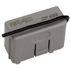 Приемник FAAC XF433 (память на 250 пультов)