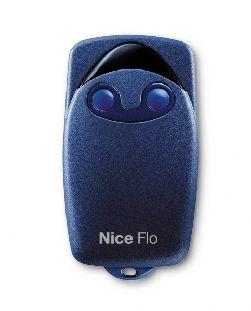 NICE FLO2 пульт 2-х канальный, постоянный код