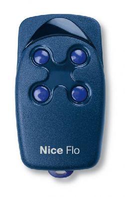 NICE FLO4 пульт 4-х канальный, постоянный код