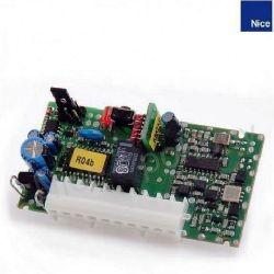NICE FLOXI2R приемник встраиваемый 2 канала, до 63 кодов