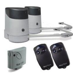 NICE HOPP/OKIT привод  комплект (створка до 2.4м 250кг)