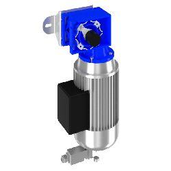 HSDC 18181 Двигатель JM50 с редуктором R30 (ворота H>3800 или W>4000 вал 25мм)