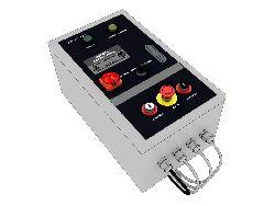 HSDC 18191(S) Блок управления XFS54-1, трехфазный 1.5 кВт с частотным преобразователем (корпус из нерж. стали)