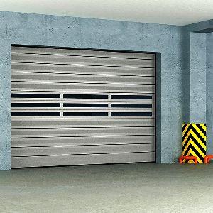 ISD01 Parking скоростные секционные ворота