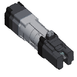 SOMFY J4 RTS 10/24 110 Вт IP 54, RTS, электр. конечные выключатели, кабель