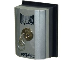 FAAC T10E ключ-выключатель накладной