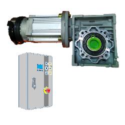 PE200B(10) SERVO Комплект привода PE200B для ПВХ ворот (редуктор 1:10)