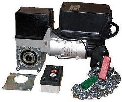 Привод GFA SE5.24-25,4SK комплект (полотно до 25кв.м, 220В)
