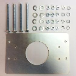 Монтажное основание SLPRO-BASE привода привода Sliding-1300/2100