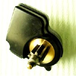NICE PRSU01 Вал разблокировки  в сборе c бронзовой шестерней для SU2000 SU2010