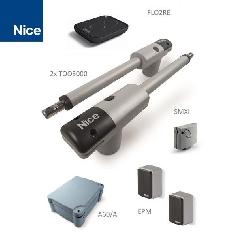 NICE TOO3000 KLT привод комплект (створка до 3м)