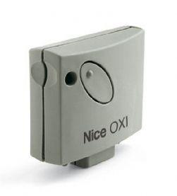 NICE OXI приемник встраиваемый, 1-но канальный, с динамическим и постоянным кодом