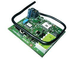 787854 Радиоприемник 1-канальный встраиваемый в разъем RP 868 МГц