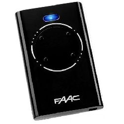 Пульт FAAC XT4 868 SLH LR 4-х канальный черный