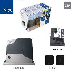 NICE RD400KCE комплект привод для откатных ворот до 400кг