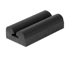 Резиновый отбойник для стен 60 РП 5521 (L=10 м/п)