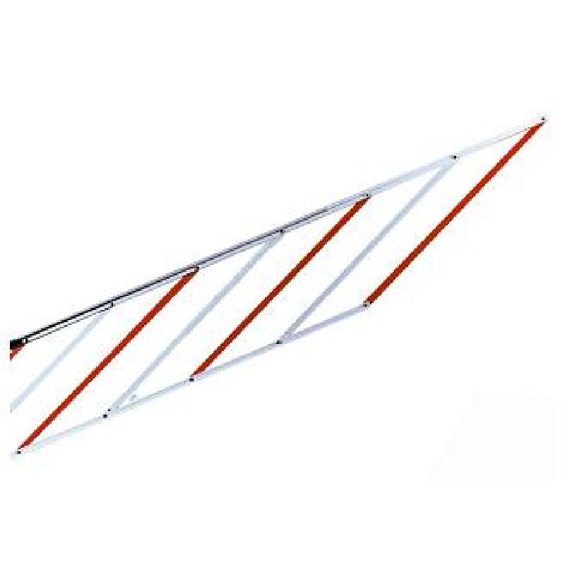 Решетка для рейки шлагбаумной NICE WA13 (2 метра)