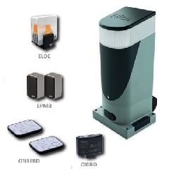 NICE  SLH400BDKCE привод комплект для ворот до 400кг