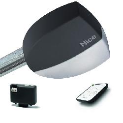 NICE SPIN23BDKCE привод комплект (ворота высота до 2.43м и до 10.5кв.м)
