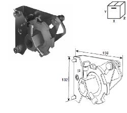 Устройство защиты SSD-310L от разрыва левой пружины Big