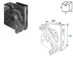 Устройство защиты SSD-311L от разрыва левой пружины Big для барабана сзади