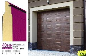TREND гаражные ворота