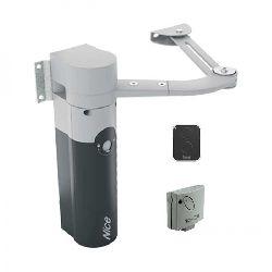 NICE Walky1024KCE привод для калитки (створка до 1.8м 180кг)