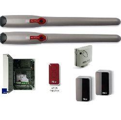 NICE WG3524HSKIT1 СКОРОСТНОЙ привод комплект (створка до 3м 200кг)