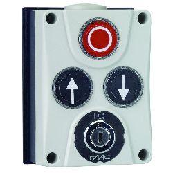 FAAC XB300 панель кнопочная